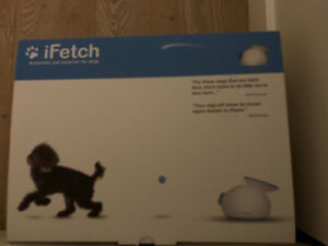 Ifetch dog toy small/medium