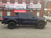 OFF ROAD TIRES & WHEES Mud & All terrain ( Auto Trax) City of Toronto Toronto (GTA) Preview