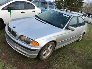 2000 BMW 320i AUTO,LOADED NEEDS TLC 2500$@902-293-6969