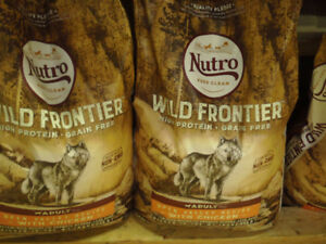 Nutro Dog Food- unopened- Won in Contest