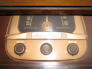 Admiral stereo 1950's West Island Greater Montréal image 3