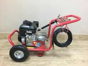 Commercial BS Pressure Washer   3000PSI, 2.5GPM, B&S Engine