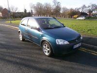 Opel Corsa COMFORT DIESEL 1.7 (blue) 2001