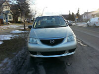 2002 Mazda MPV Minivan, Van (Reduced)