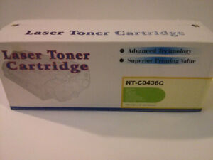 New NT-C0436C HP Laserjet CB436A Canon LBP-3250 Toner Cartridge