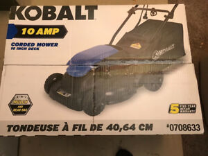 Brand New, Never Opened or Used Lawn Mower