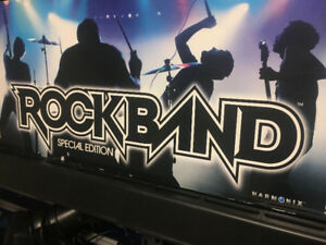 Complete Rock Band Instrument Set (PS3)