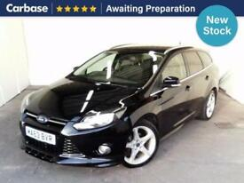 2013 FORD FOCUS 1.6 TDCi 115 Zetec S 5dr Estate