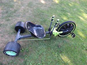 Kid's Huffy Green Machine