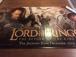 Lord of the Rings , Return of the King Kitchener / Waterloo Kitchener Area image 1