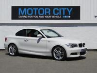 2011 BMW 1 SERIES 118D M SPORT COUPE DIESEL