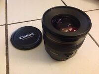 Canon 20mm f2.8 LIKE NEW