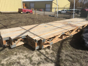 $1200.00 OBO for ALL! ENGINEERED TRUSSES! DELIVERED!