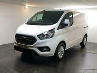 2020 Ford Transit Custom 300 SWB 2.0 Tdci Limited 130PS Van Diesel Manual