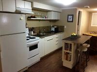 Downtown Kamloops - 2 bdrm basement suite