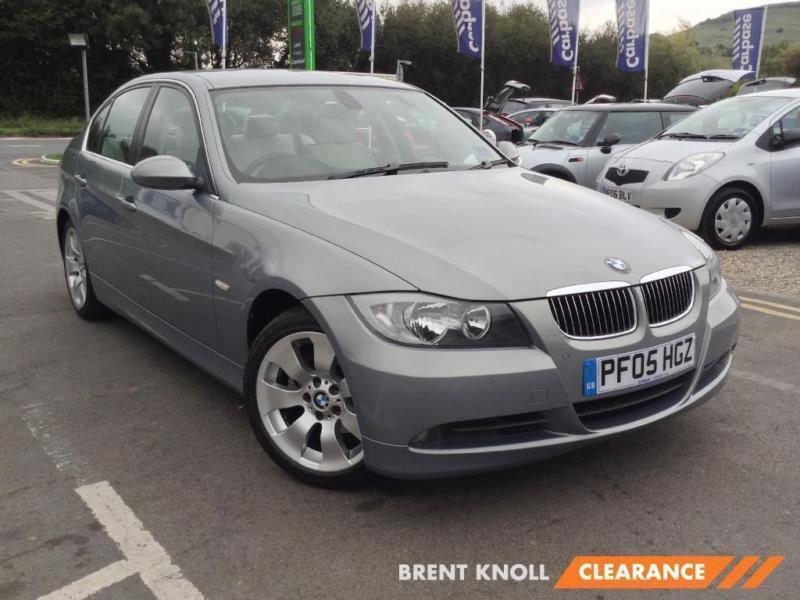 2005 BMW 3 SERIES 325i SE Auto