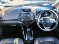 2017 Ford Ecosport 1.5 E/B TITANIUM 5DR POWERSHIFT 17IN ALLOYS Auto Petrol Autom