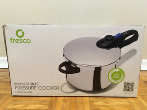 Pressure Cooker - Never been used Kitchener / Waterloo Kitchener Area image 1