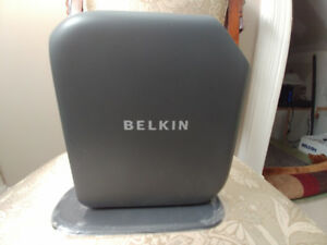 Belkin  N600 Dual Band N Router