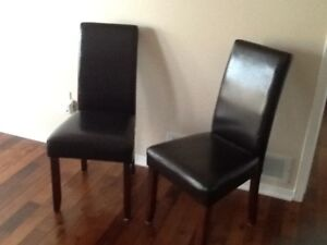 2 Decons Chairs