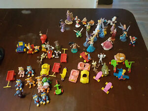 Vintage lot Muppet babies and other mcdonald collectibles Stratford Kitchener Area image 1