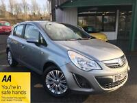 Vauxhall/Opel Corsa 1.4i 16v 100ps a/c 2012 SE