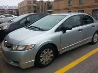 2009 Honda Civic *AUTOMATIQUE* + Garantie pieces