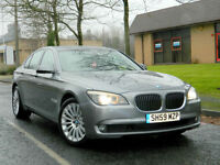 2009 59 BMW 7 SERIES 3.0 730d SE 4dr WiTH XENONS+HDD+PRO SATNAV+JUKEBOX