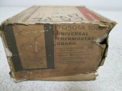 Honeywell Tg501a-1002 Thermostat Guard New In Box