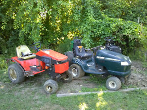 lawn tractor package for sale