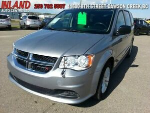 2013 Dodge Grand Caravan SE/SXT  Stow N Go, FWD, Auto, Rear Came