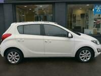 2014 Hyundai i20 1.2 ACTIVE 5d 84 BHP Hatchback Petrol Manual