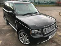 RANGEROVER 4.4TD 4X4 WESTMINSTER DIESEL AUTO 53K FSH TOP SPECIFICATION 2012