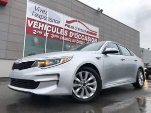 Kia Optima 4dr Sdn+LX PLUS+MAGS+CAMERA9+WOW! 2017