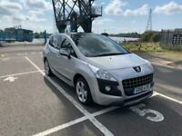 2010 Peugeot 3008 1.6L EXCLUSIVE Hatchback Petrol Manual
