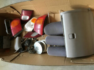 1998 to 2002 Toyota Corolla Parts