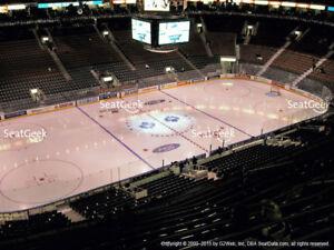 Toronto Maple Leafs Tickets **SEE LIST - SEASON TICKETS**