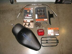 Harley Davidson Softail Parts
