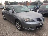 2005 MAZDA 3 2.0 Sport FULL LEATHER INTERIOR