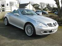 2004/54 Mercedes-Benz SLK 200K Automatic Convertible~ Low miles~Great condition