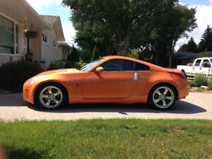2007 Nissan 350Z Grand Trouing