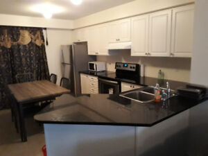 Furnished townh for rent273 torbarrie r Toronto 401&400 area
