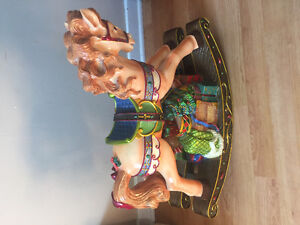 Rocking horse for sale!