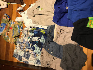 Huge lot of baby boy clothing - 3-6 months