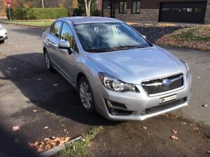 Subaru Impreza tourisme 2016 automatique