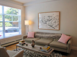 Stunning Condo/Townhome in cool neighbourhood OCT 1st