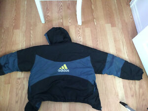Retro Adidas Winter Jacket