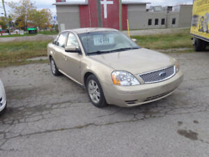 2007 Ford Five Hundred SEL