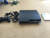 PlayStation 3 250gb video games console BARGAIN £50
