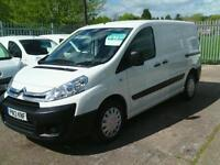 Citroen Dispatch 2.0 HDi 120ps 6 speed low mileage DIESEL MANUAL 2013/13